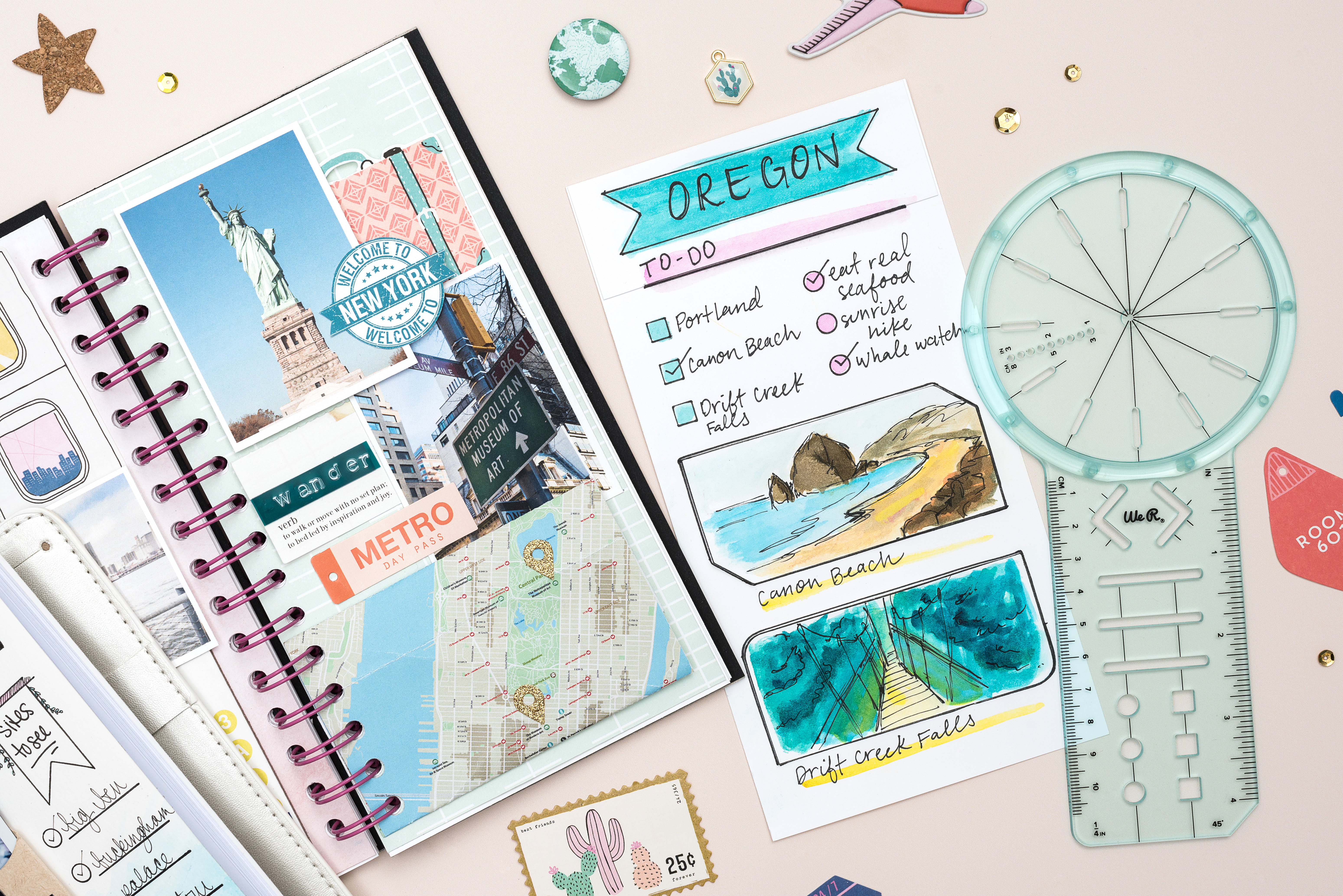 Journal Guide by We R Memory Keepers