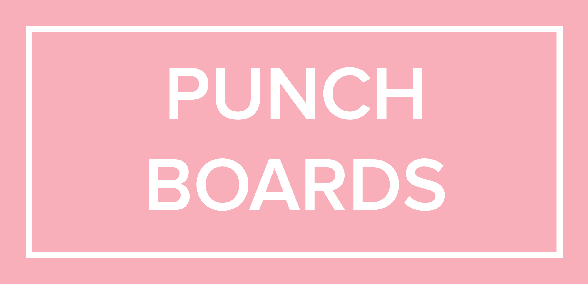 Punch Boards 2
