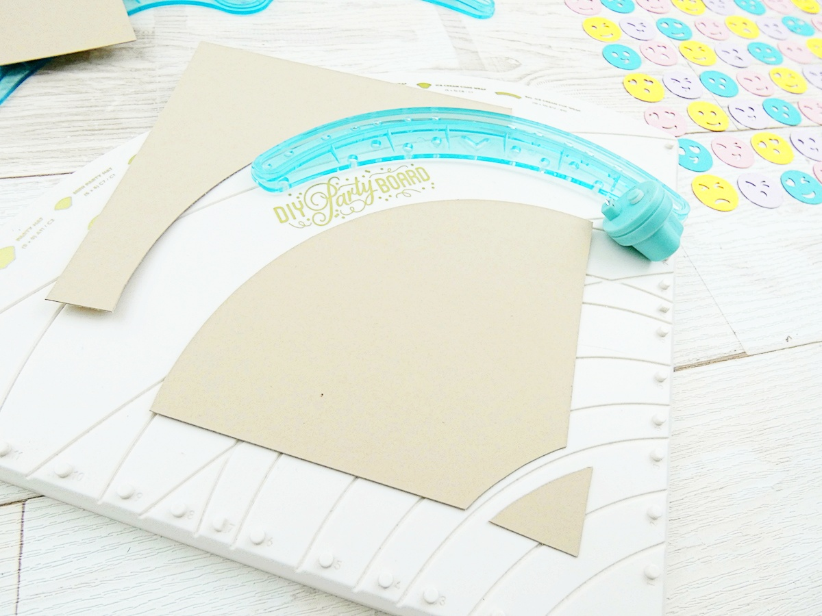 DIY Party Board by We R Memory Keepers