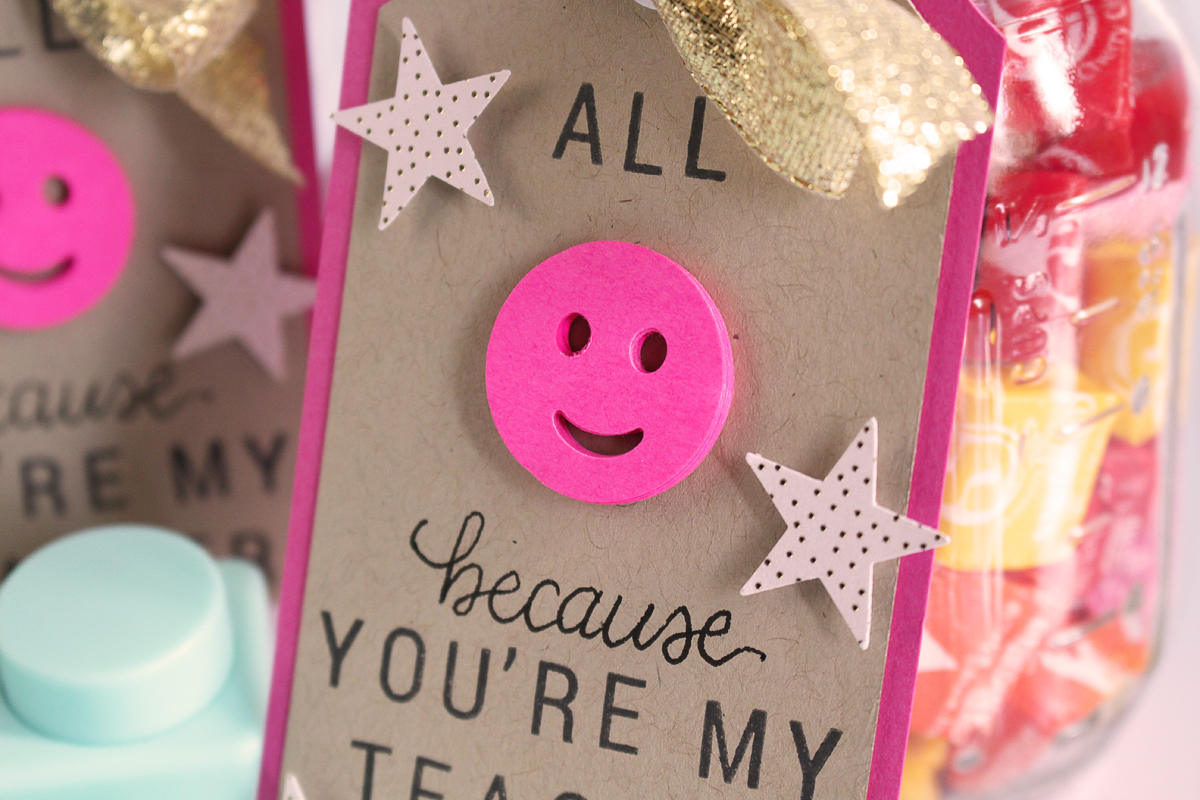 Back to School Teacher Gift Idea by Kimberly Crawford for We R Memory Keepers
