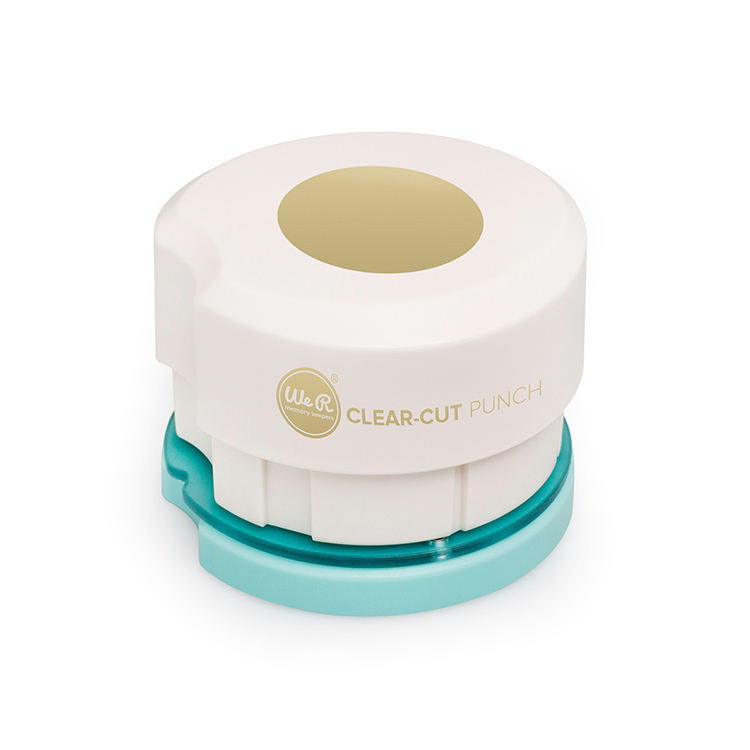We R Memory Keepers Clear Cut Circle Punch