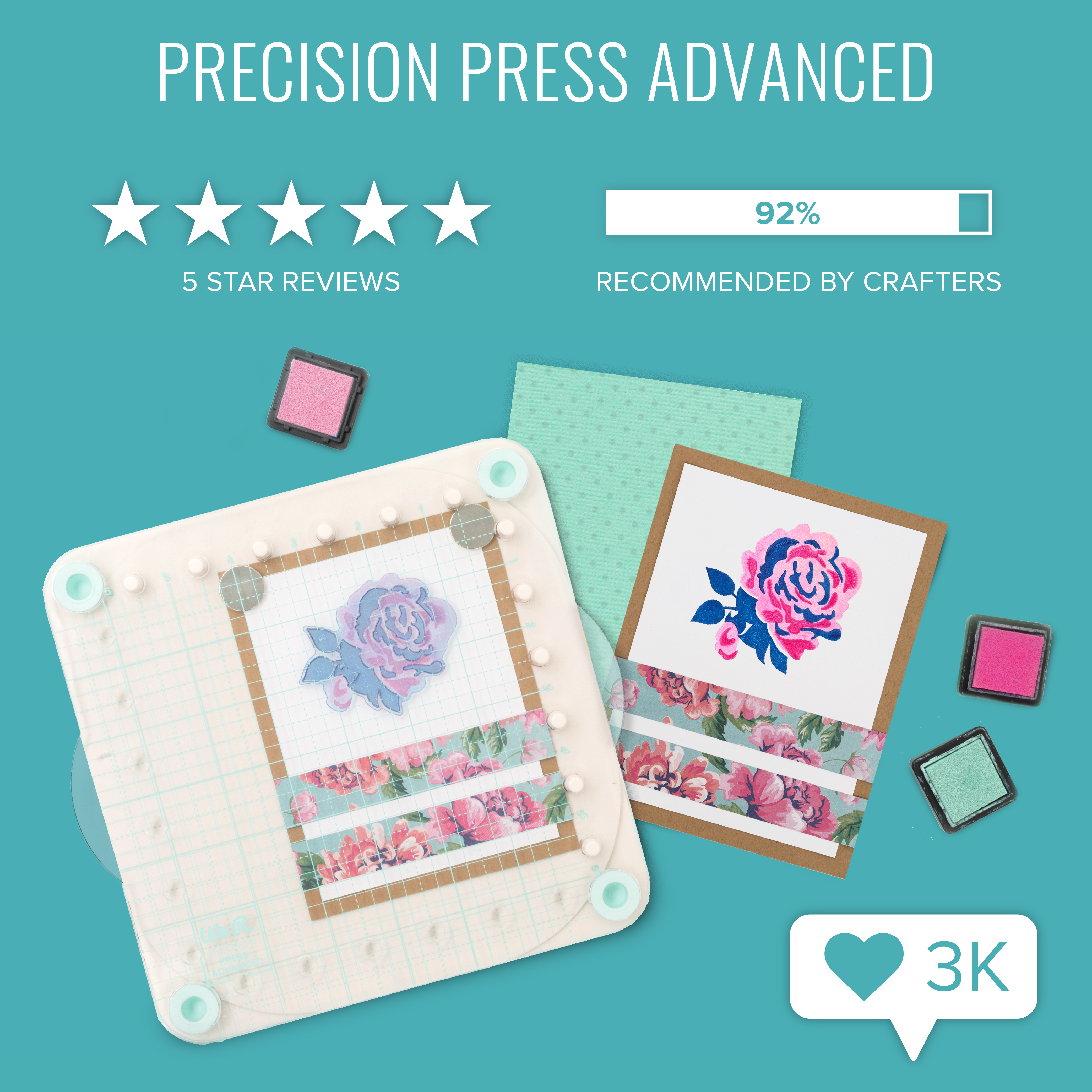 We R Memory Keepers Precision Press Advanced
