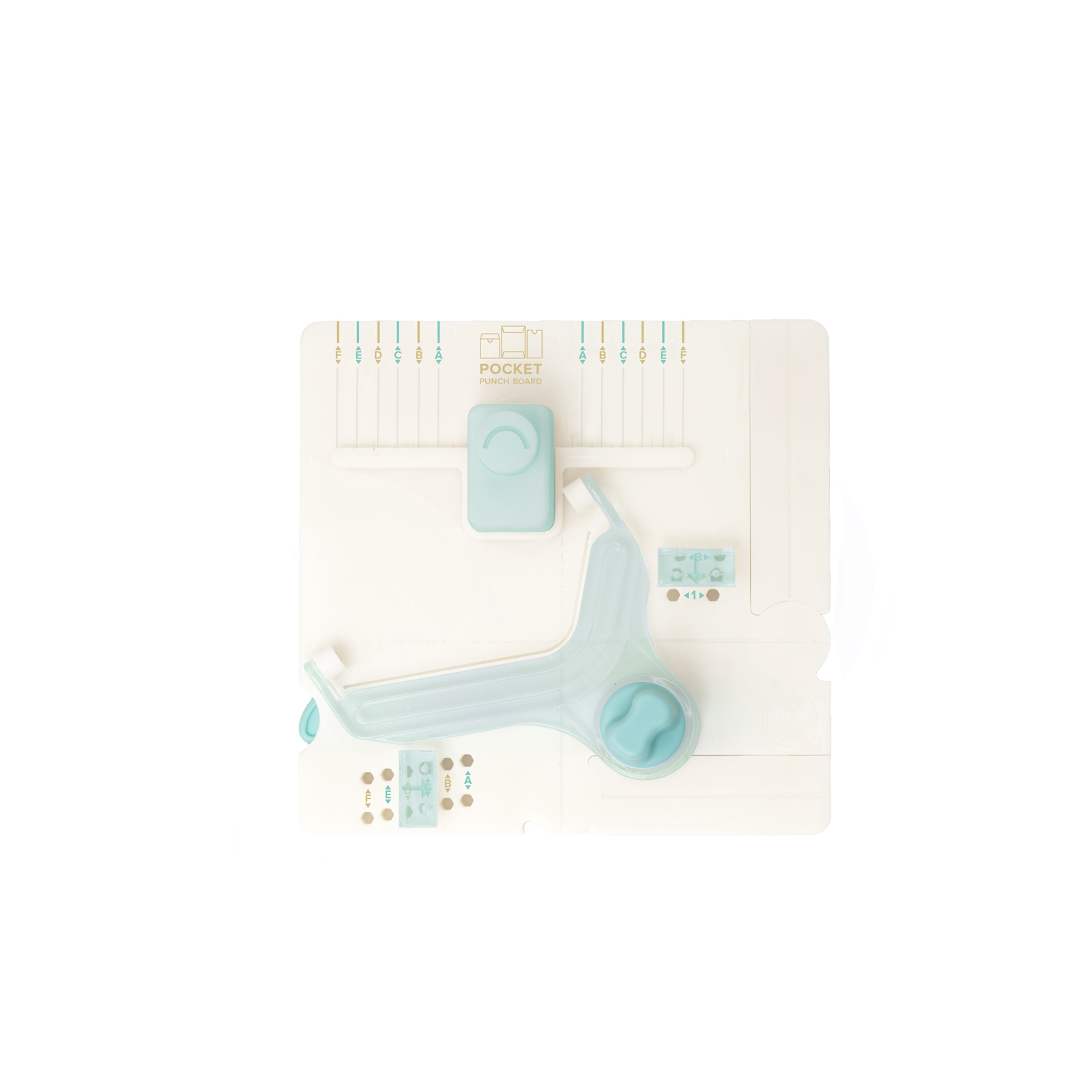 Pocket Punch Board by We R Memory Keepers