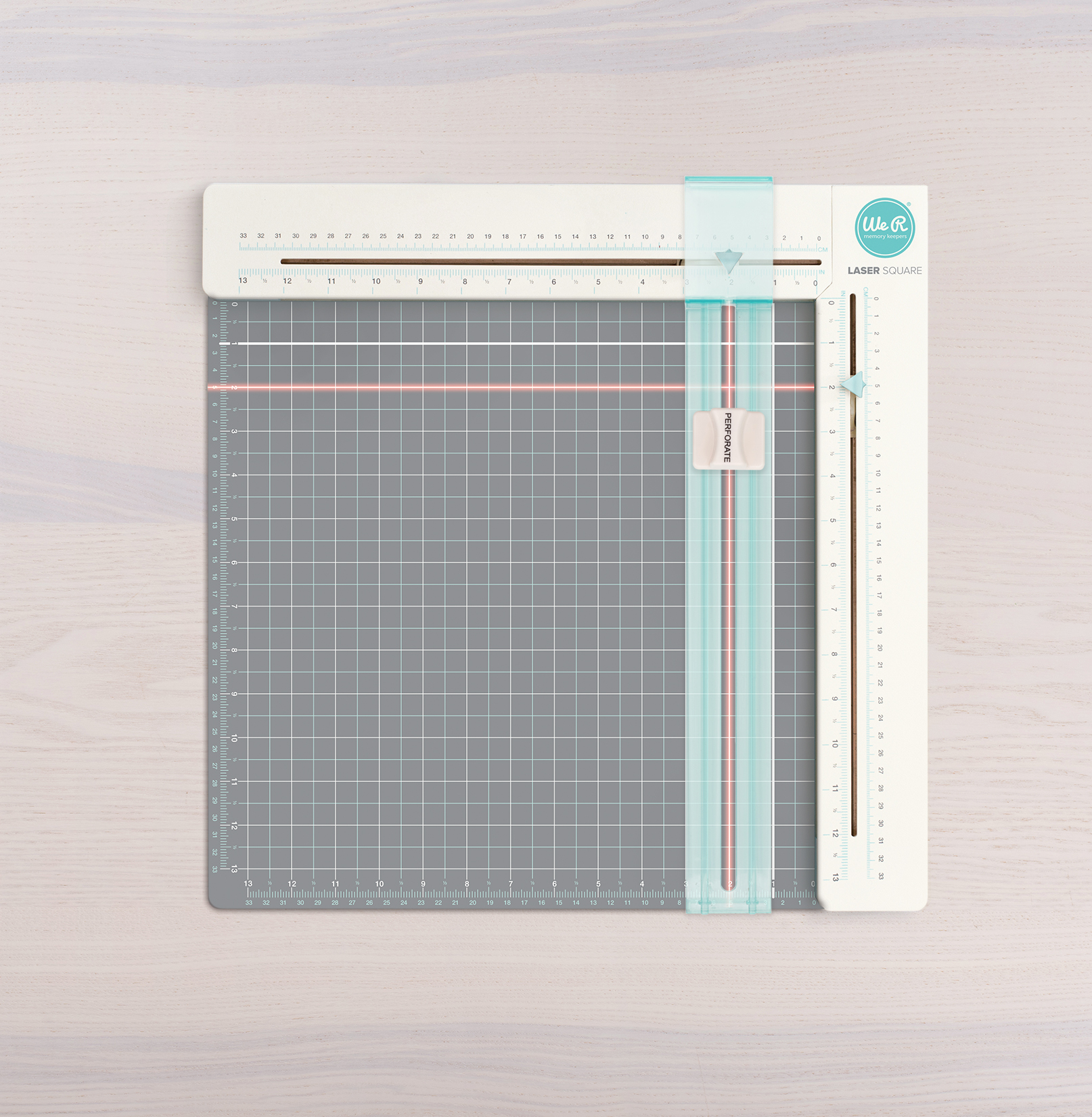 We R Memory Keepers Laser Square Trimmer