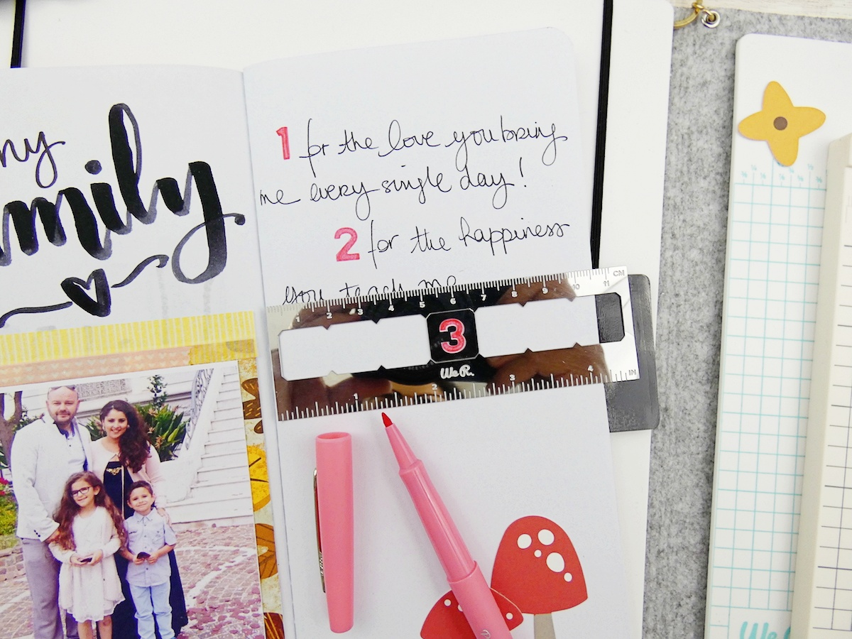 Journal Studio Number Magnetic Symbol Stencils by We R Memory Keepers