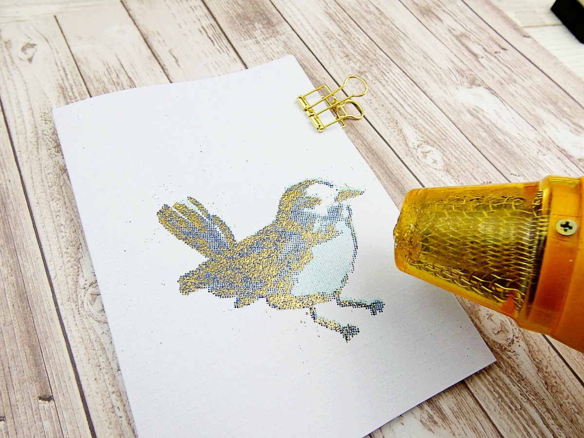 Holiday Cards with the Precision Press Advanced by Soraya Maes for We R Memory Keepers