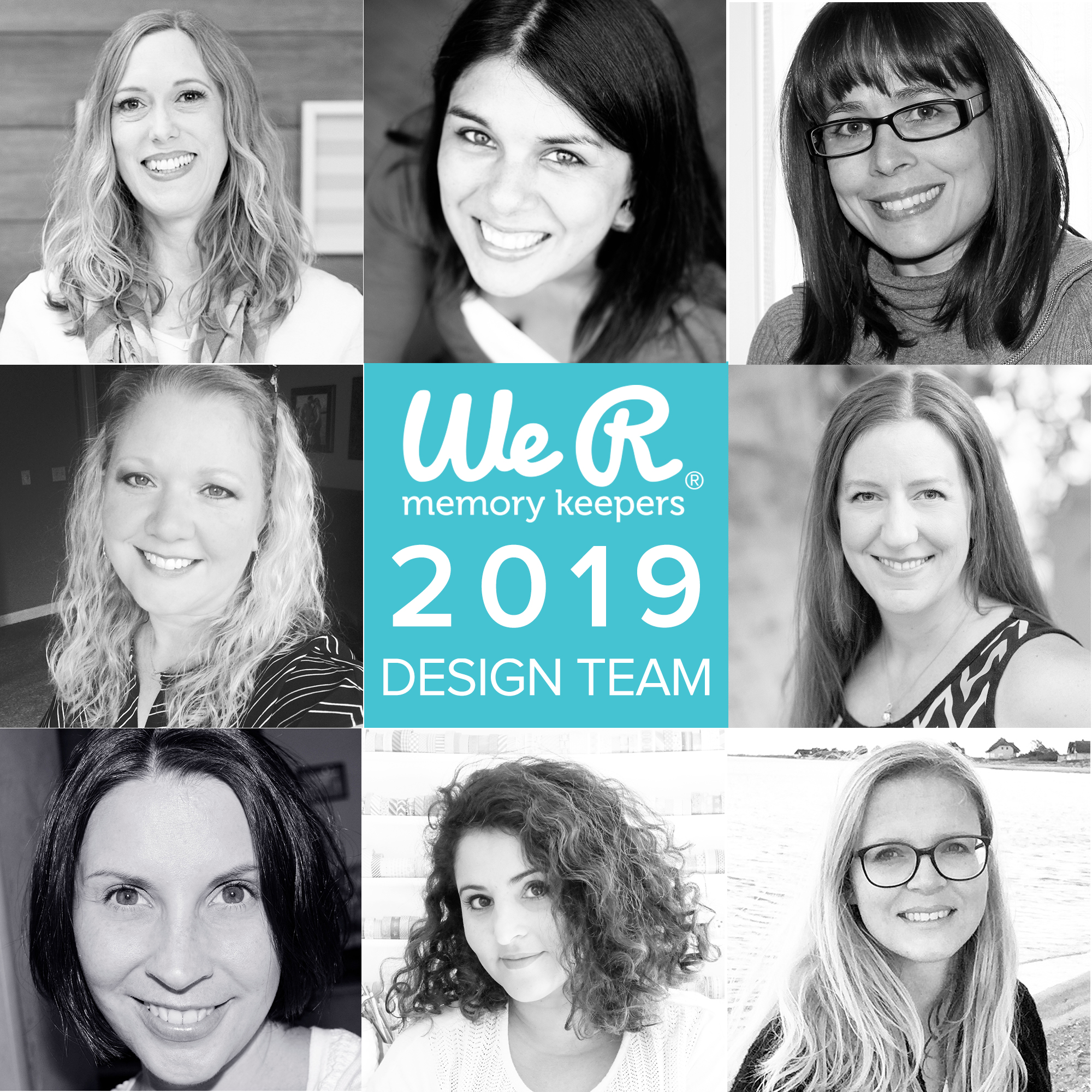 We R Memory Keepers 2019 Design Team
