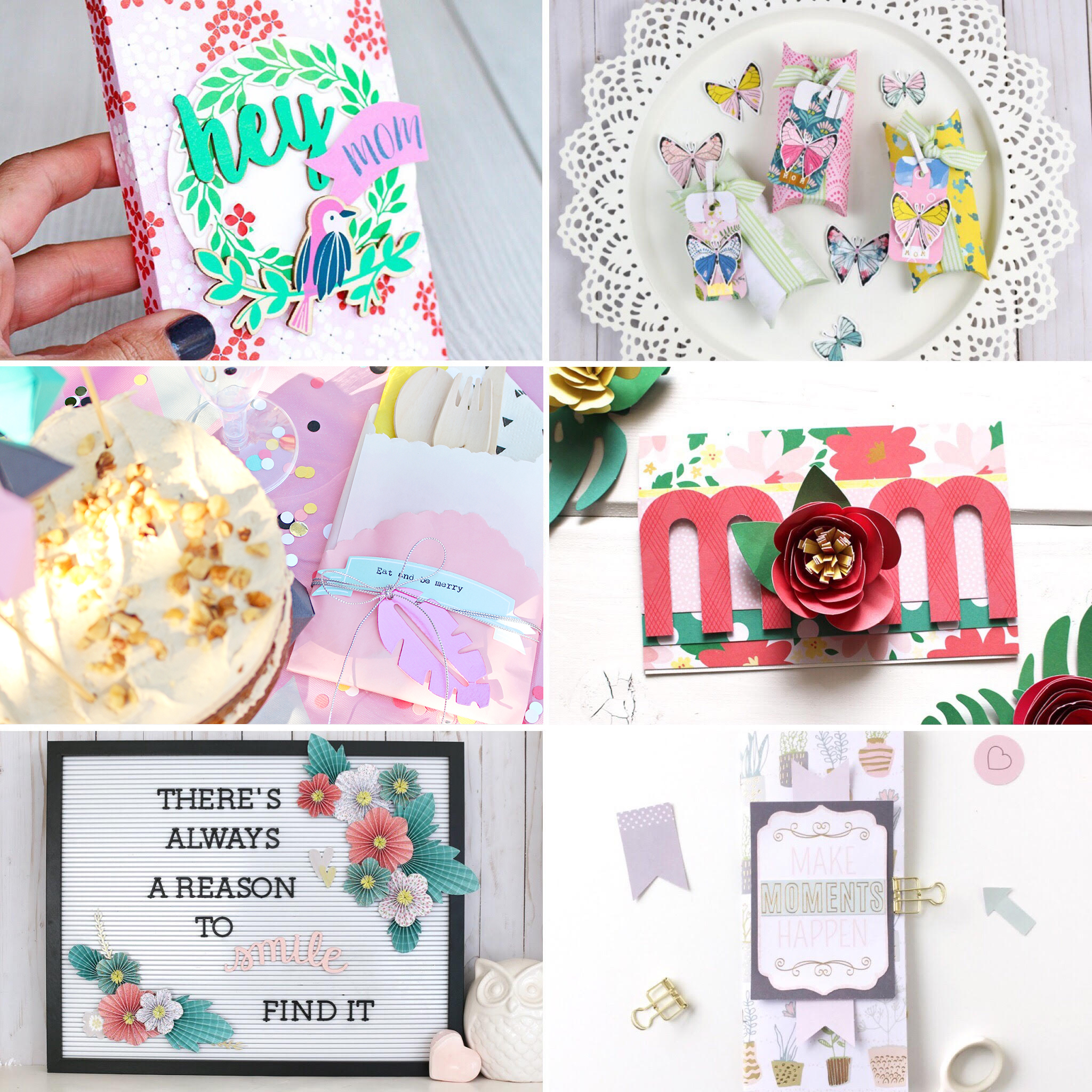 2019 Mother's Day Handmade Gift Guide
