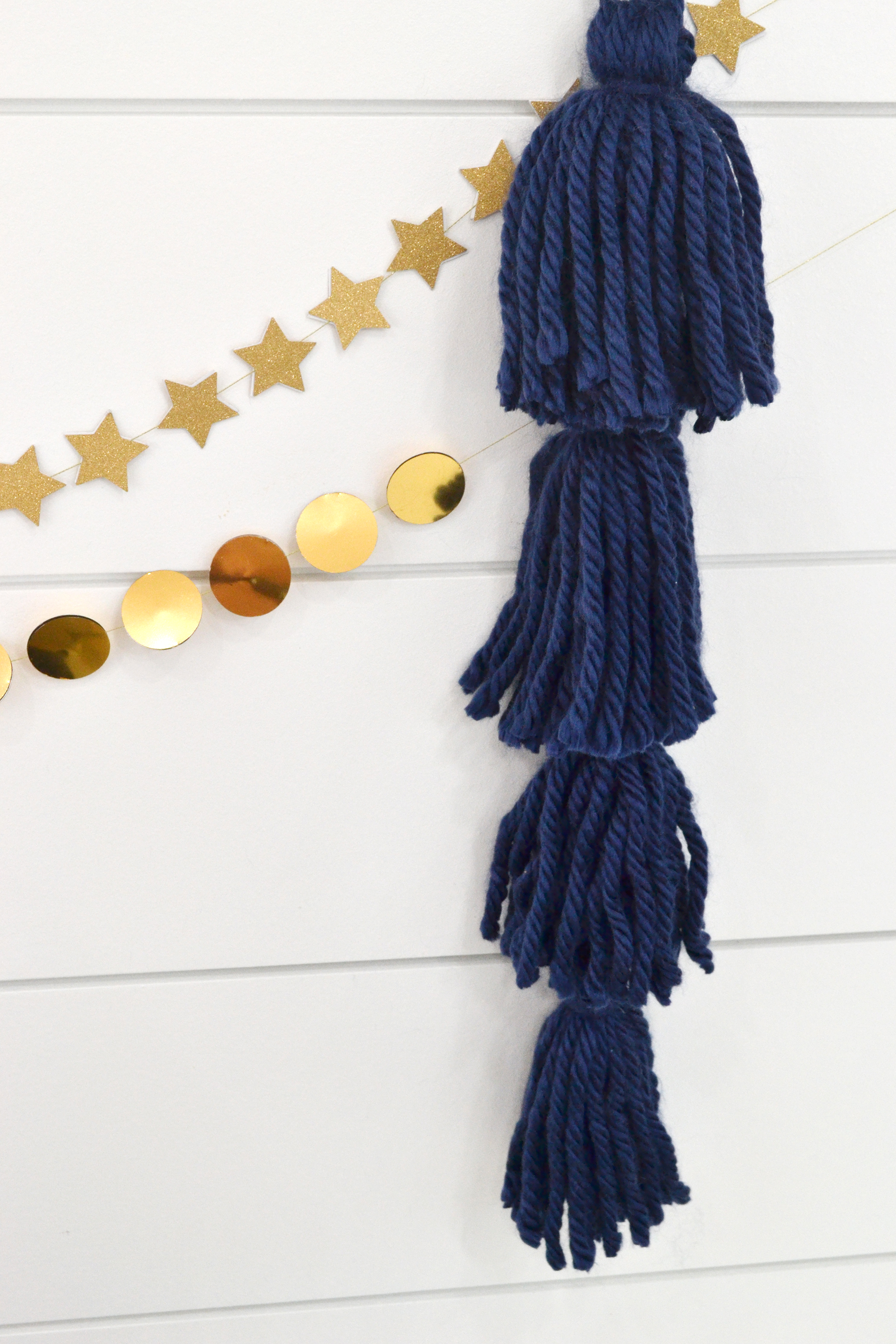 Waterfall Tassel Garland by Aly Dosdall for We R Memory Keepers