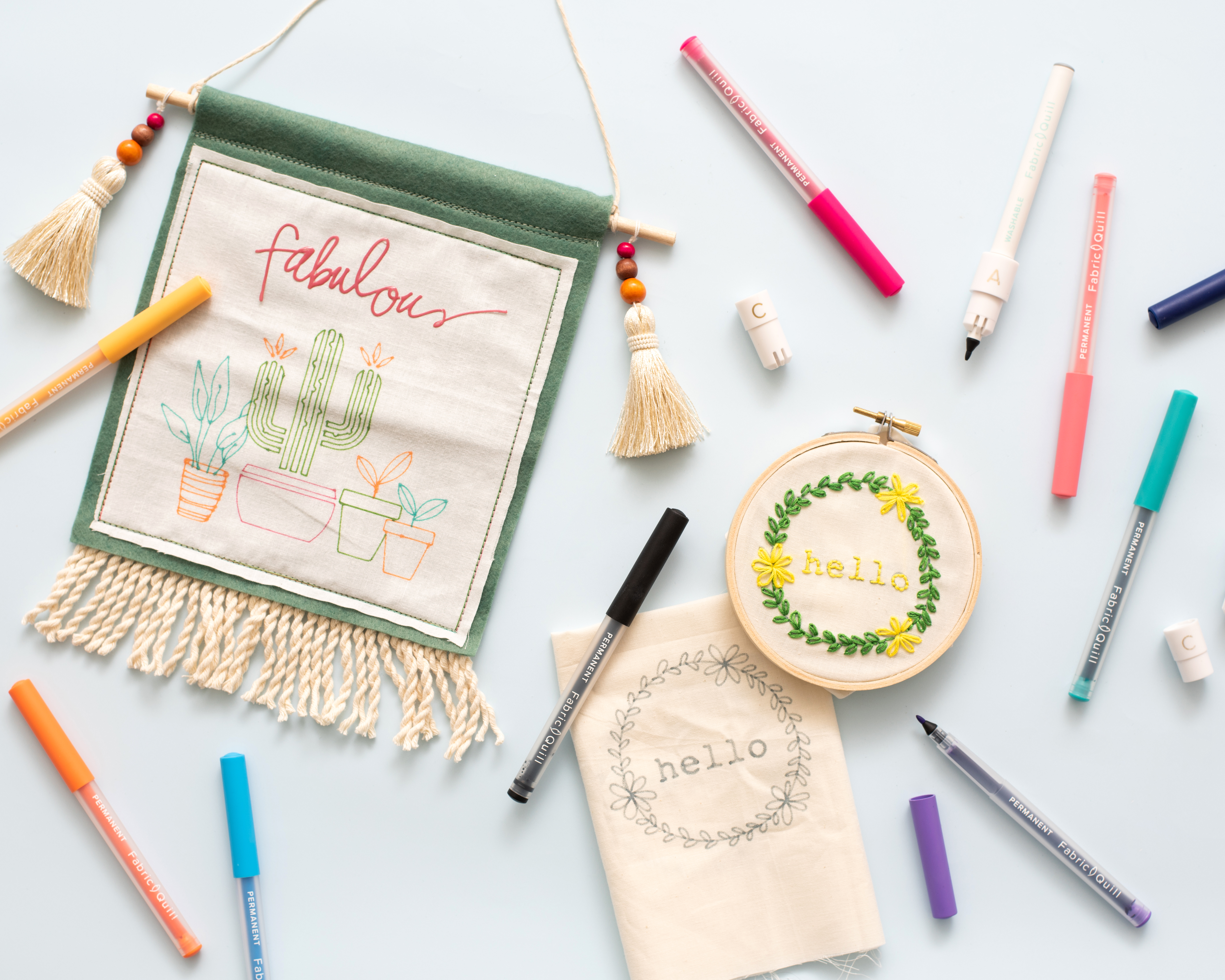 Fabric Quill Kit by We R Memory Keepers