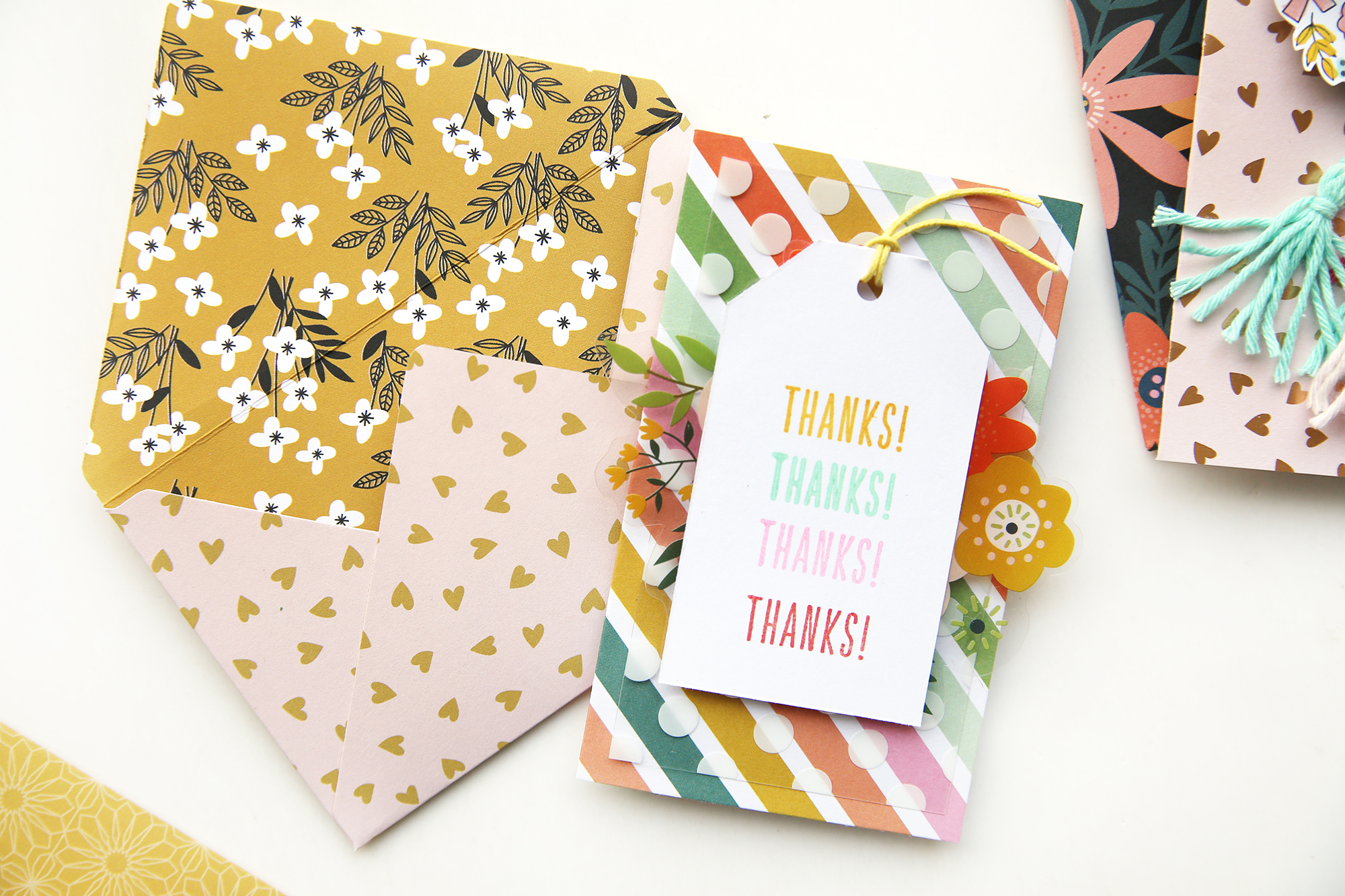 Make Handmade Cards with The Works All In One Tool by Eva Pizarro for We R Memory Keepers