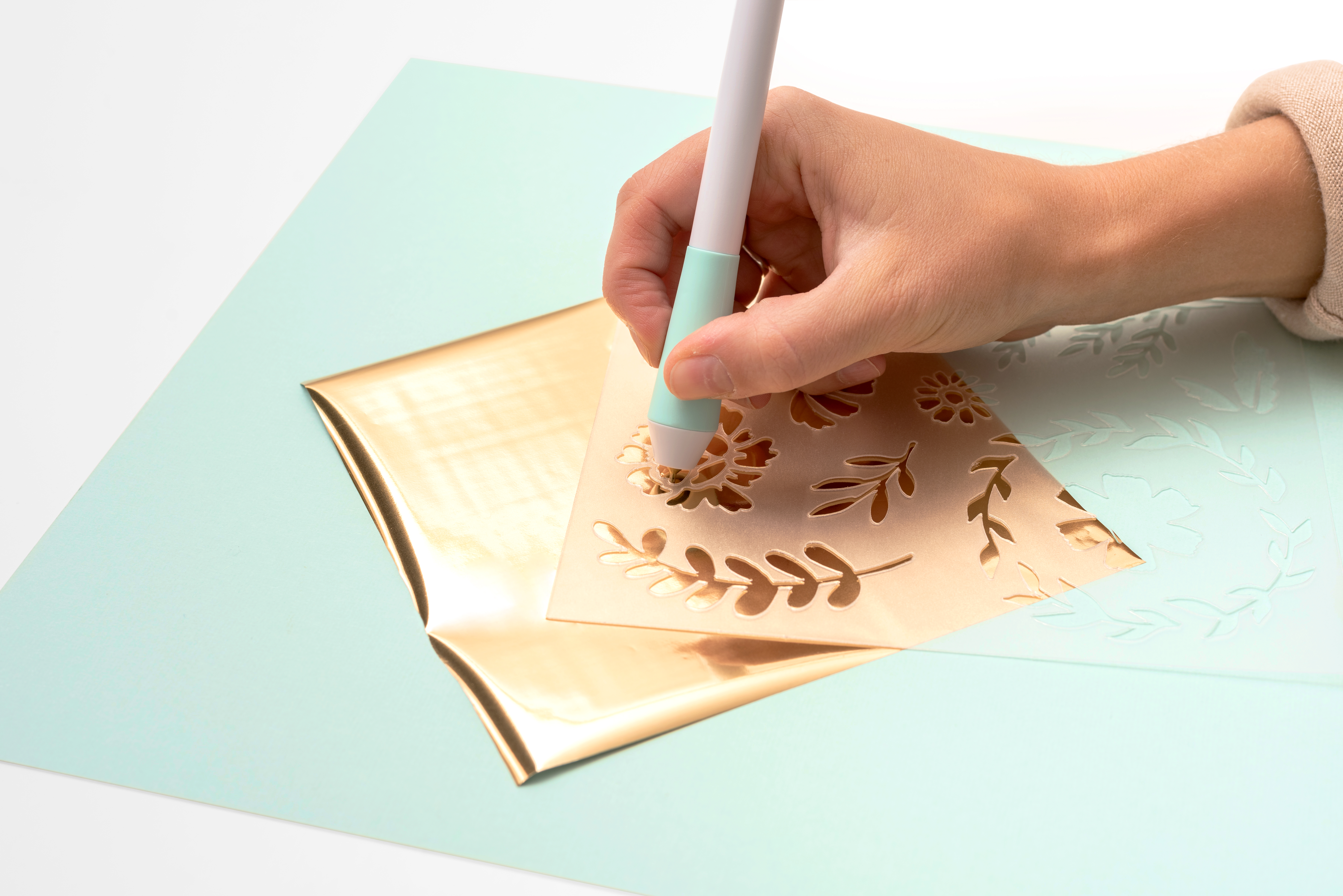 Foil Quill Freestyle Pen Stencils by We R Memory Keepers