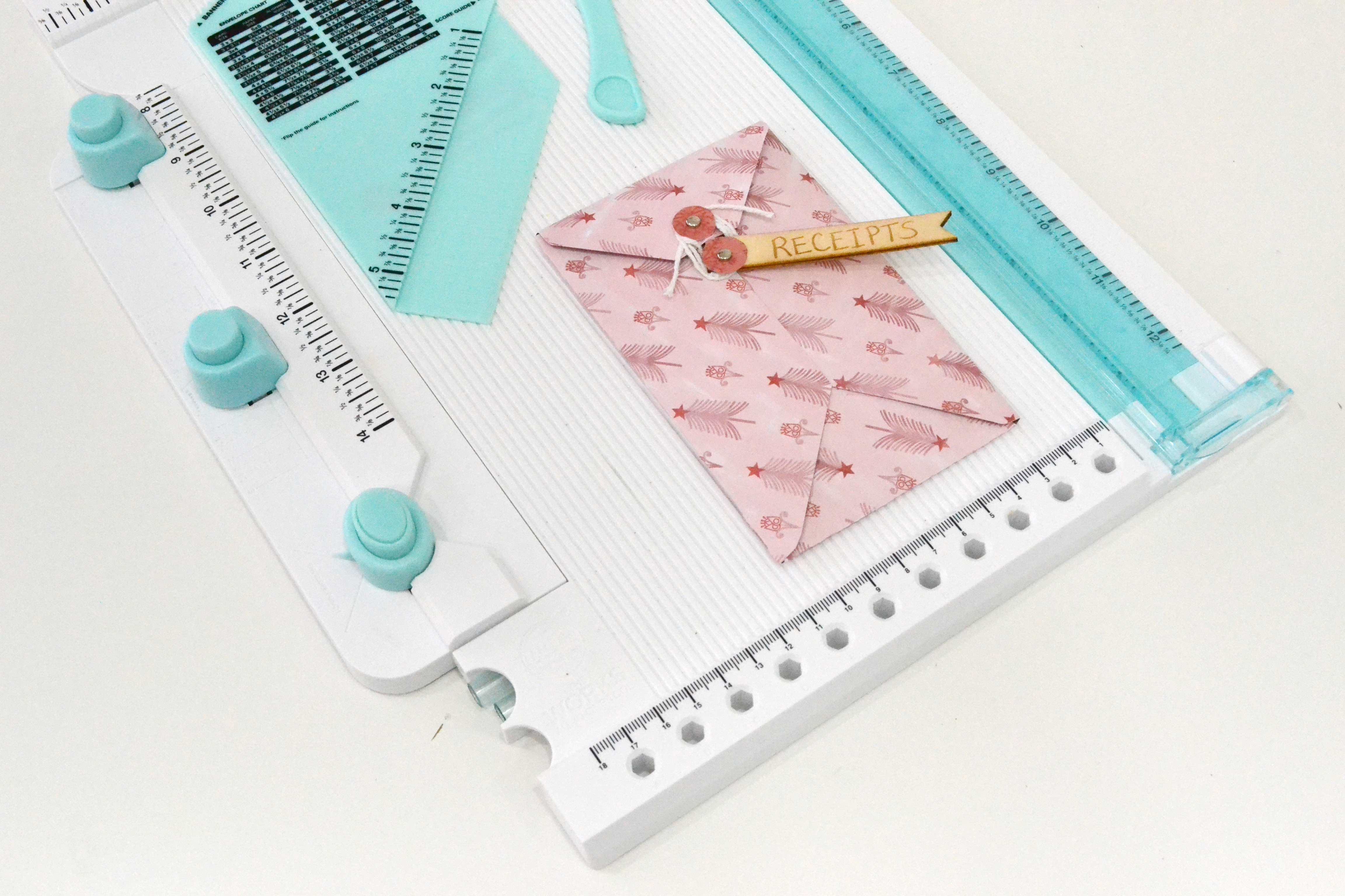 DIY December Planner with the Singe Quill by Aly Dosdall for We R Memory Keepers