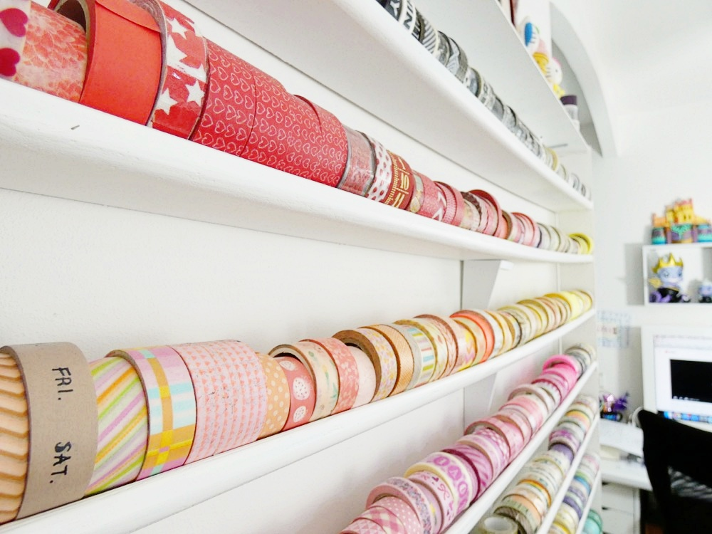 Craft Room Storage Tips by Soraya Maes-4