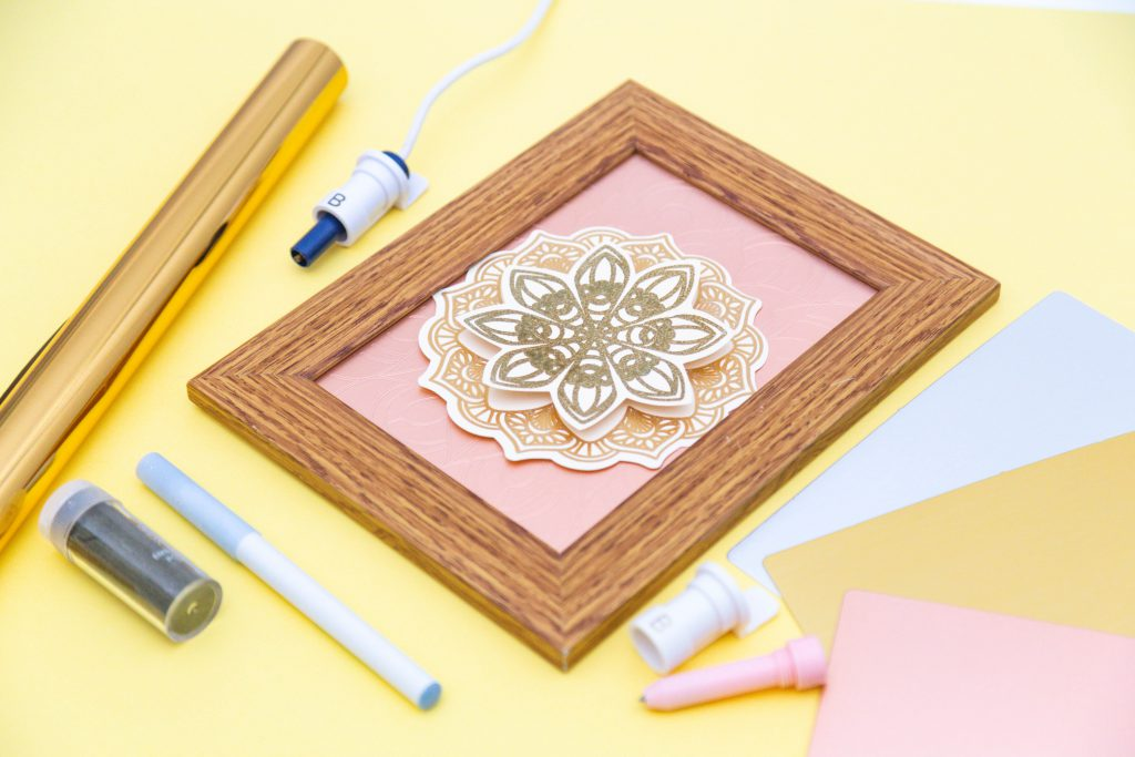 DIY Home Decor with the Quill Kits by We R Memory Keepers