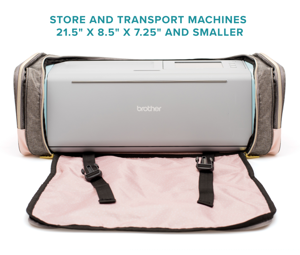 Check out the new Crafter's Machine Tote coming soon to retailers from We R Memory Keepers!