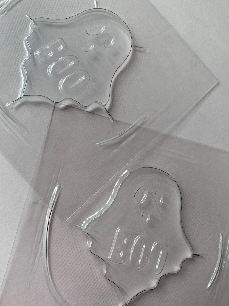 Learn how to make custom Halloween treats with the Mold Press by We R Memory Keepers.