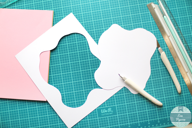 Create a fun paper art with your Cutting Mat and the Swivel knife from @wermemorykeepers. pc:@evapizarrov