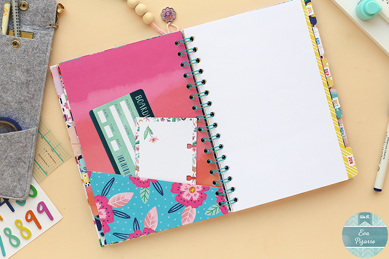 Create  Planner with The Works All-in-One Tool and start the year organized with this tutorial from @evapizarrov and @wermemorykeepers
