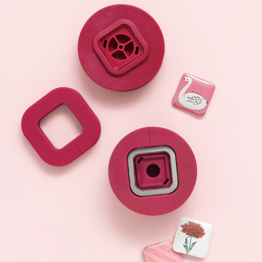 Button Press Square Inserts by We R Memory Keepers