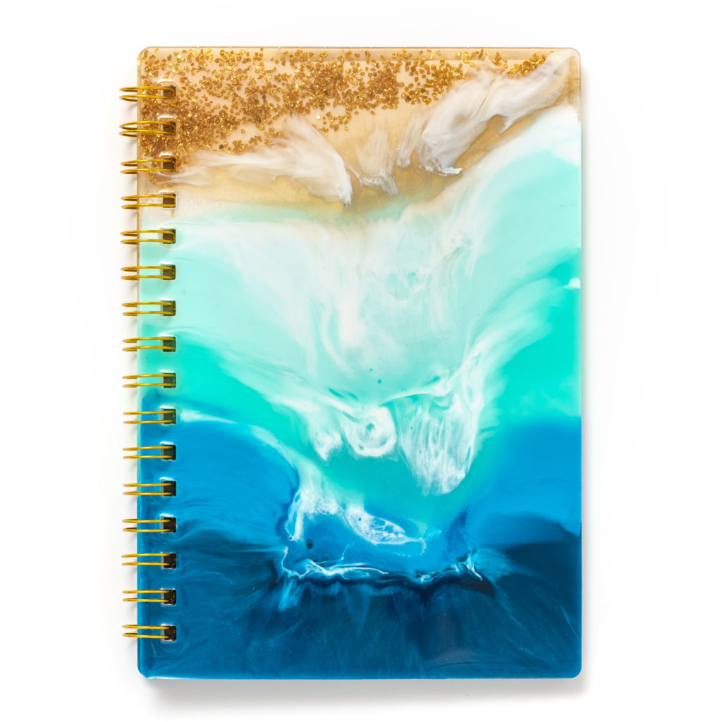 A5 Notebook Cover Silicone Mold by We R Memory Keepers