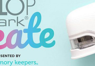 Colop E-Mark Create presented by We R Memory Keepers