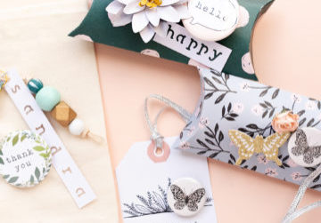 Gift Ideas with the Button Press